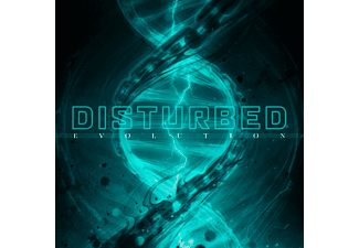Disturbed - Evolution [CD]