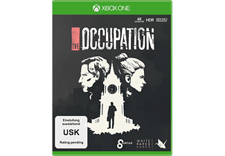 Xbox One - The Occupation /D