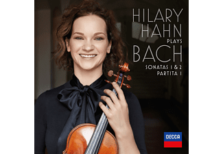 Hilary Hahn - Hilary Hahn Plays Bach: Sonatas 1 & 2,Partita 1 - (CD)