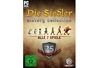 PC - Die Siedler: History Collection /D