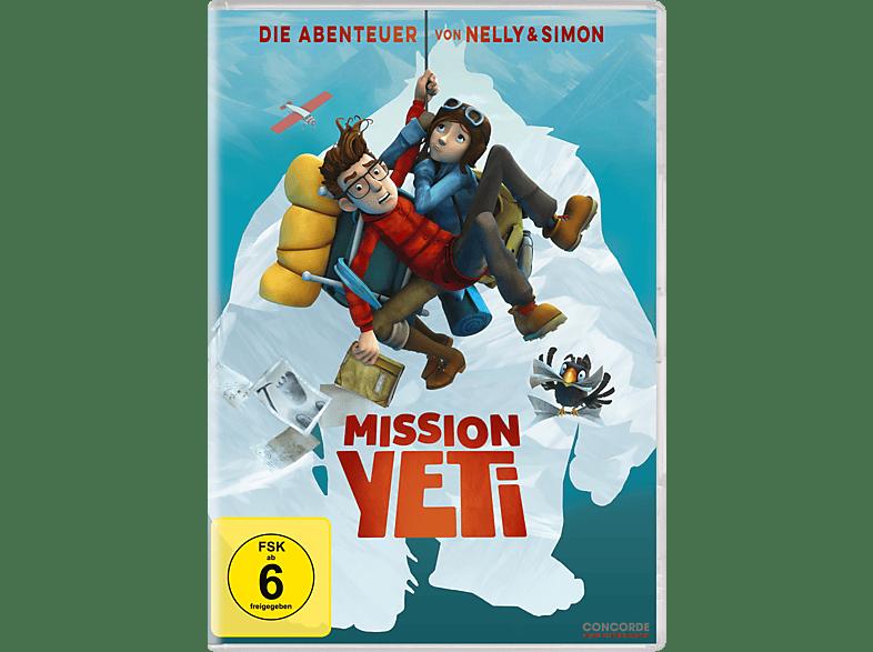 Mission Yeti - Die Abenteuer von Nelly & Simon [DVD]