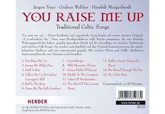 Treyz,Jürgen/Walther,Gudrun/Morgenbrodt - You raise me up  - (CD)