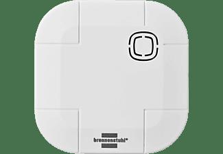 BRENNENSTUHL BrematicPRO Funk-Wassermelder Weiß