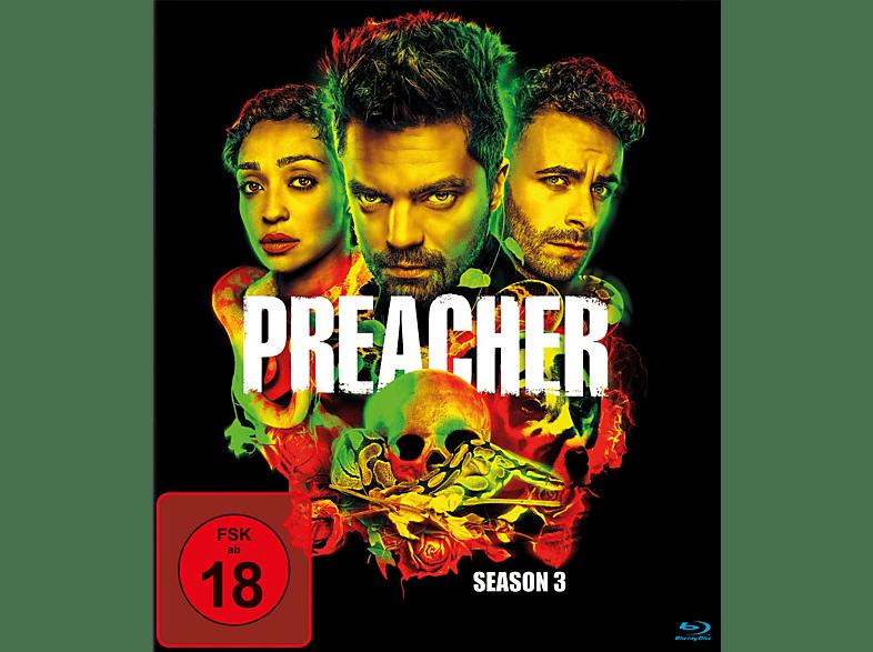 Preacher - Die komplette dritte Season [Blu-ray]