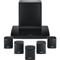 BOSE Lifestyle 550 system 5.1 Heimkino-System (Bluetooth, Schwarz)