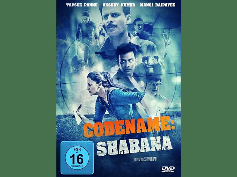 Codename: Shabana [DVD]