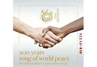 VARIOUS - 200 years song of world peace  - (CD)