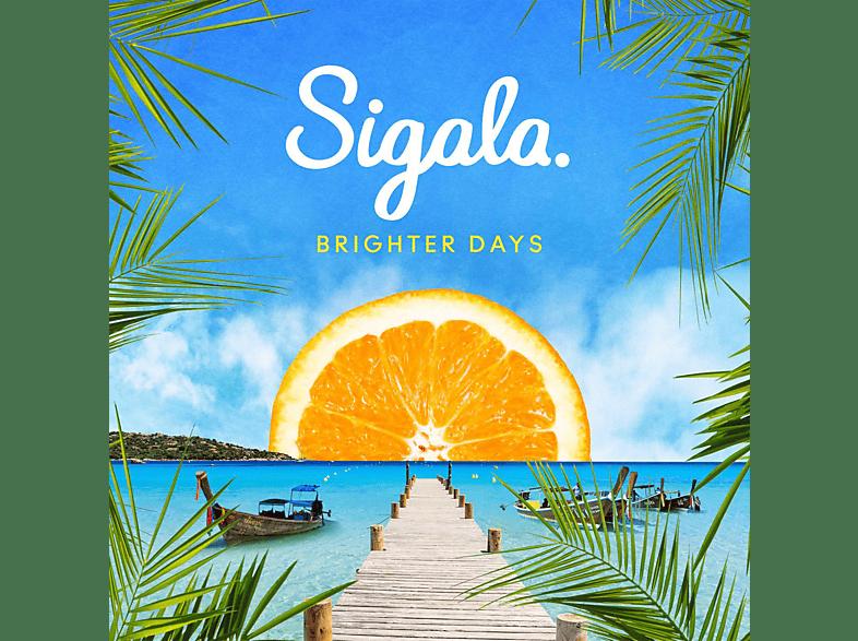 Sigala, VARIOUS - BRIGHTER DAYS [CD]