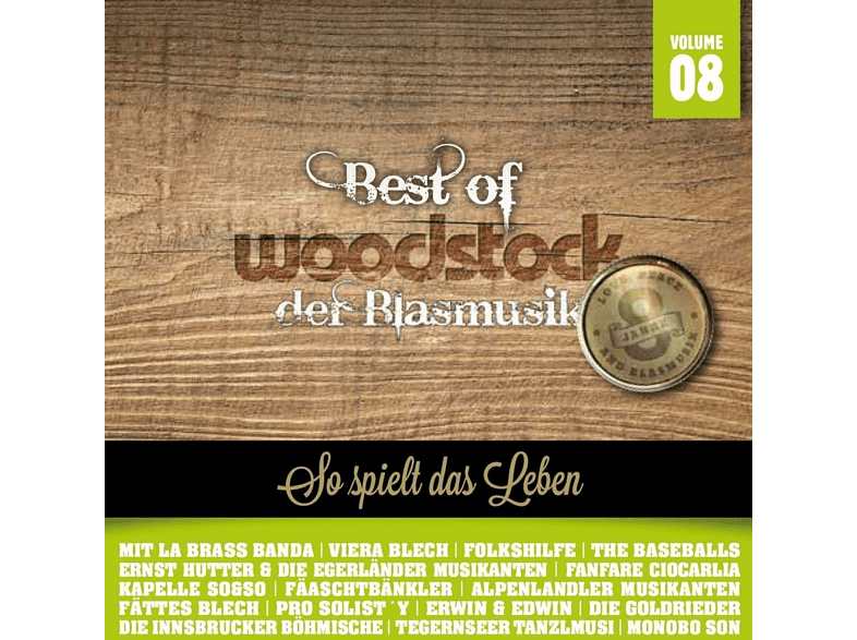 VARIOUS - BEST OF WOODSTOCK DER BLASMUSIK VOL [CD]