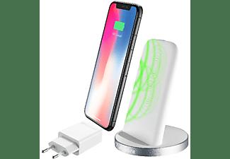 CELLULAR LINE Induktionsladegerät mit Stand UP Auflage | USB
