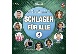 VARIOUS - SCHLAGER FÜR ALLE 3  - (CD)