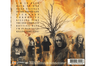 Obituary - THE END COMPLETE - (CD)