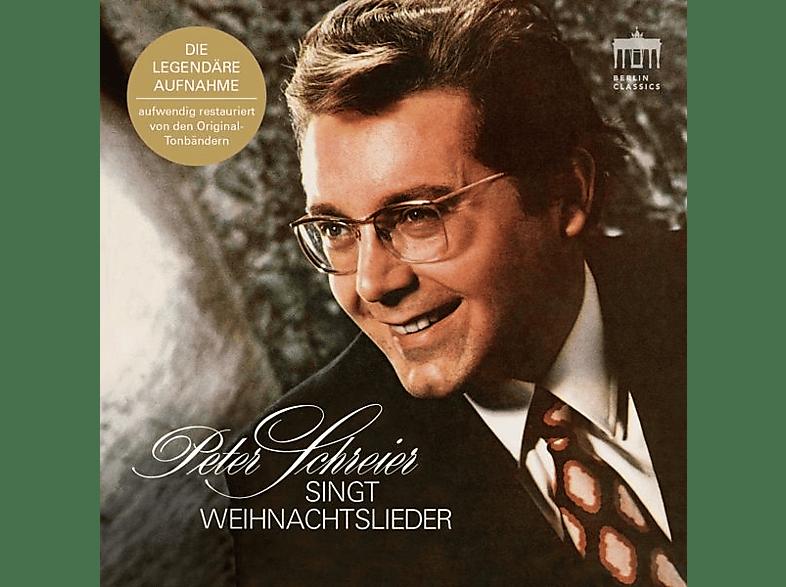 Schreier/Thomanerchor/Staatskapelle Dresden - PETER SCHREIER SINGT WEIHNACHTSLIEDER [CD]