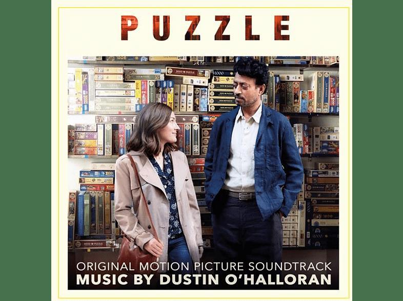 Dustin O'halloran - Puzzle (Ltd.Gelbes Vinyl) [Vinyl]
