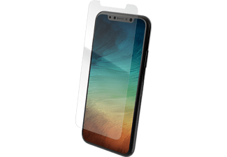 ISY Tempered Glass voor iPhone Xs Max Transparant