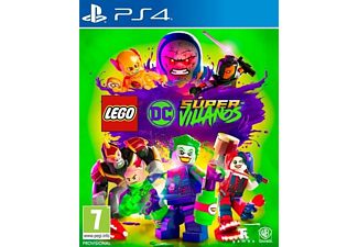 PS4 Lego DC Super Villanos