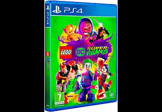 PS4 Lego DC Super Villanos