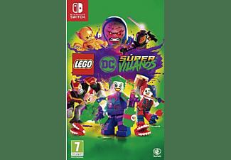 Nintendo Switch Lego DC Super Villanos