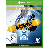 Steep X Games (Gold Edition) [Xbox One]