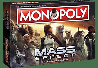 WINNING MOVES Monopoly Mass Effect Gesellschaftsspiel Mehrfarbig