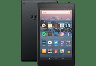 AMAZON Fire HD 8, Tablet, 32 GB, 8 Zoll, Schwarz