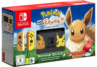 NINTENDO Switch Pokemon Let s Go Eevee