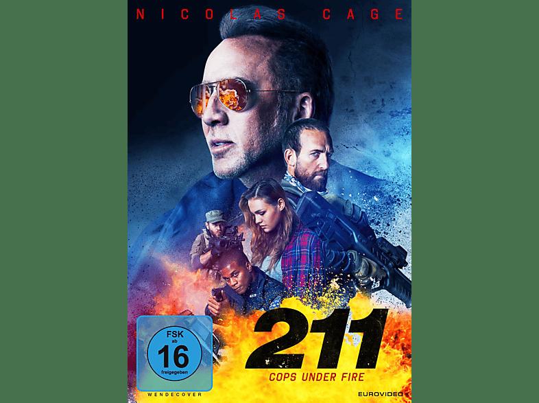 211 - Cops under Fire [DVD]