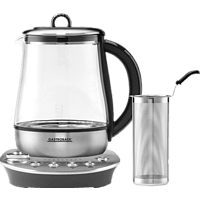 GASTROBACK 42434 Design Tea Aroma Plus Teekocher (1400 Watt)