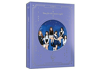 Gfriend - Time For Moon Night-Time Version  - (CD)