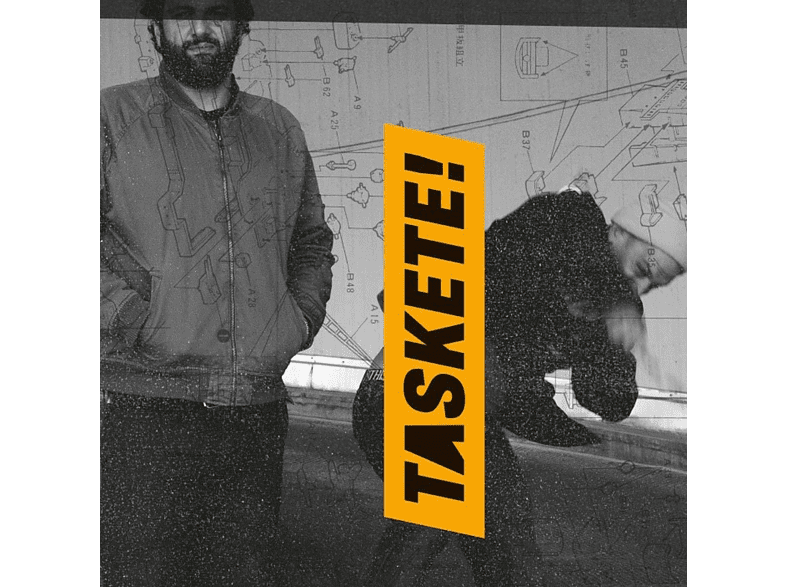 Taskete! - Taskete! (+Download) [LP + Download]