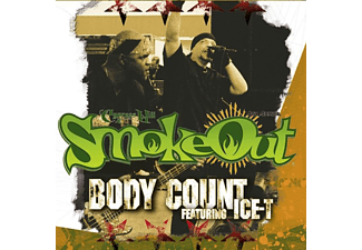 Body Count, Ice-T - The Smoke Out Festival  - (CD)