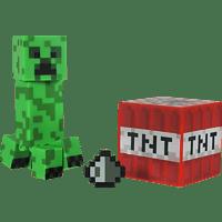 AMS Minecraft Sammelfigur Creeper Sammelfigur, Mehrfarbig