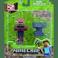 AMS Minecraft Sammelfigur Schmied Sammelfigur, Mehrfarbig