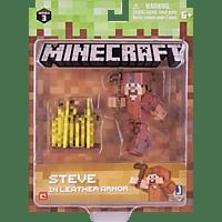 AMS Minecraft Steve Lederrüstung Rüstung, Mehrfarbig