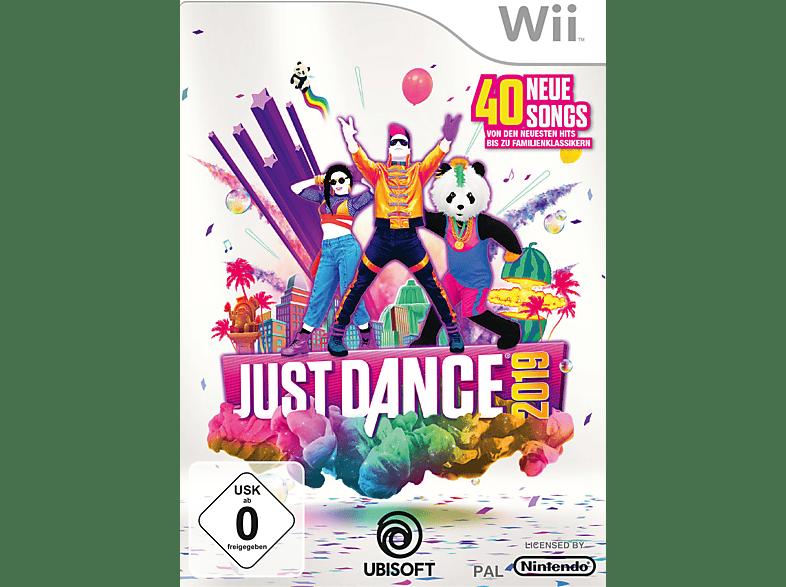 Just Dance 2019 [Nintendo Wii]