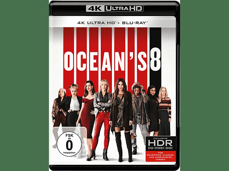 Ocean's Eight [4K Ultra HD Blu-ray + Blu-ray]
