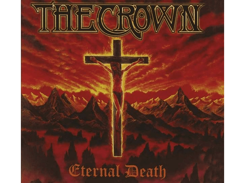 The Crown - Eternal Death (Digipak) [CD]