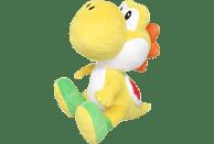 AMS Nintendo Yoshi 17cm Gelb Plüschfigur, Gelb/Mehrfarbig