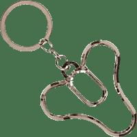 AMS Destiny 2 Schlüsselanhänger Schlüsselanhänger, Mehrfarbig