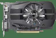 ASUS Radeon™ RX 550 AREZ Phoenix 2GB (90YV0AG6-M0NA00) (AMD, Grafikkarte)