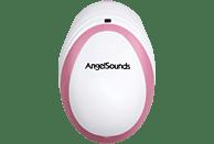 ANGELSOUNDS JPD-100SM Fetal Doppler Rosa/Weiß