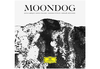 Katia Labeque, David Chalmin & Massimo Pupillo - Moondog Vinyl