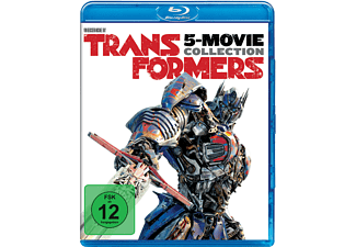 Transformers-5-Movie Collection - (Blu-ray)