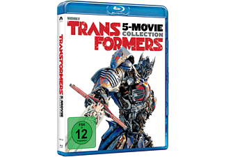 Transformers-5-Movie Collection Blu-ray