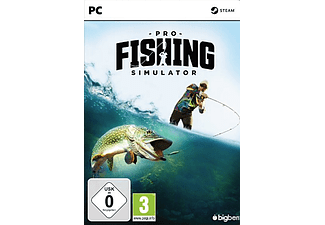 PC - Pro Fishing Simulator /D/F