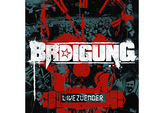 BRDigung - LiveZünder - (CD + DVD Video)