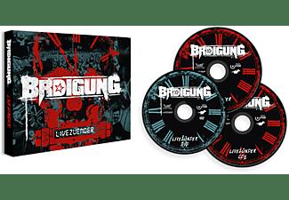 BRDigung - LiveZünder  - (CD)