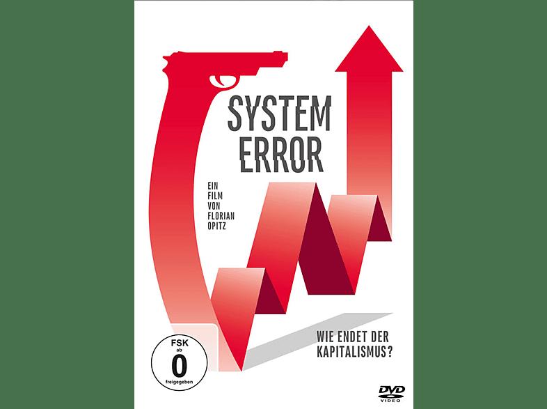 System Error - Wie endet der Kapitalismus? [DVD]