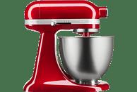 KITCHENAID 5KSM3311XECA Mini Küchenmaschine Liebesapfelrot (Rührschüsselkapazität: 3,3 Liter, 250 Watt)