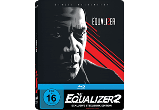 The Equalizer 2 (Exklusives Steelbook) - (Blu-ray)